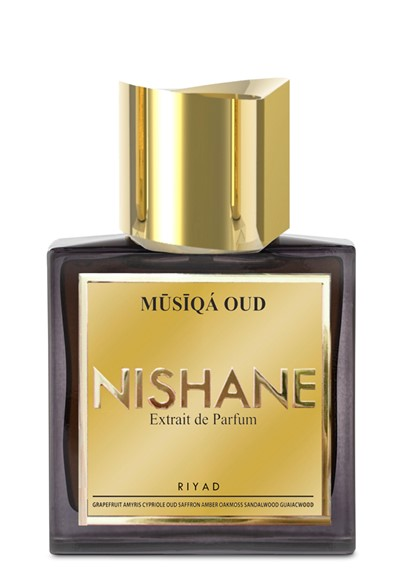 Musiqa Oud Extrait de Parfum  by Nishane