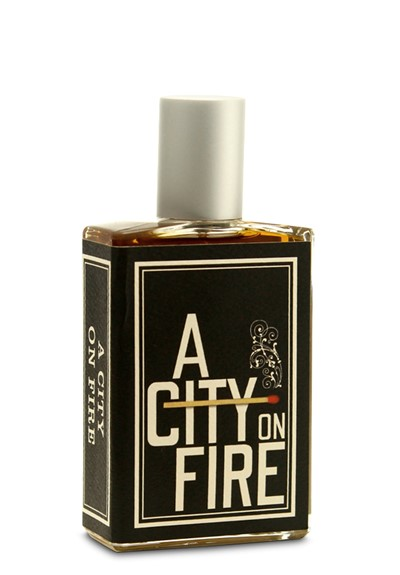 A City On Fire  Eau de Parfum  by Imaginary Authors