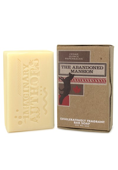 The Abandoned Mansion Bar Soap  Bar Soap  by Imaginary Authors