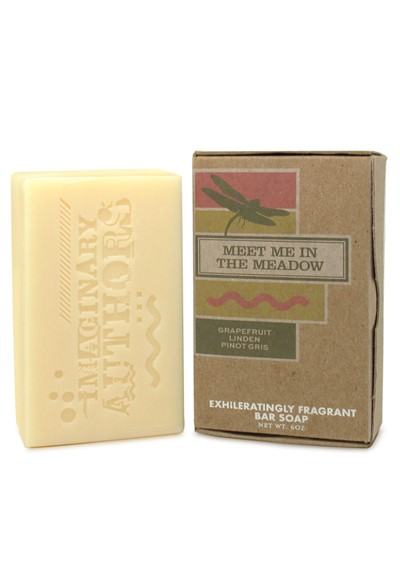 Meet Me In The Meadow Bar Soap  Bar Soap  by Imaginary Authors