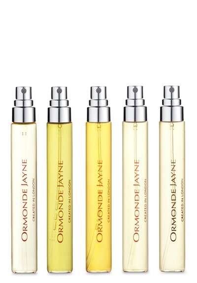 Travel Lab 3 Discovery Set  by Ormonde Jayne