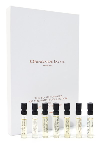 Four Corners/Gold Trilogy Discovery Set Parfum Discovery Set  by Ormonde Jayne
