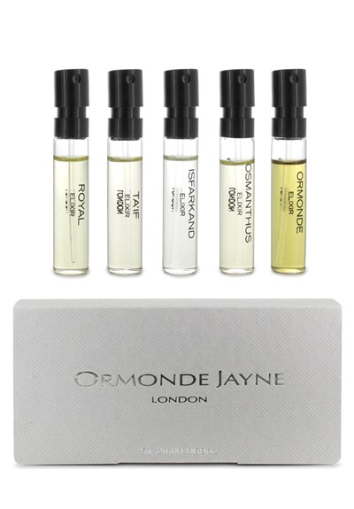 Elixir Discovery Set  Sample Discovery Set  by Ormonde Jayne
