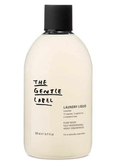 Laundry Liquid  Liquid Laundry Detergent  by The Gentle Label