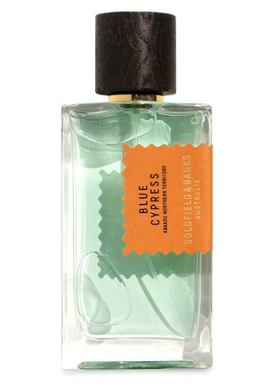 Blue Cypress Perfume Concentrate by Goldfield & Banks