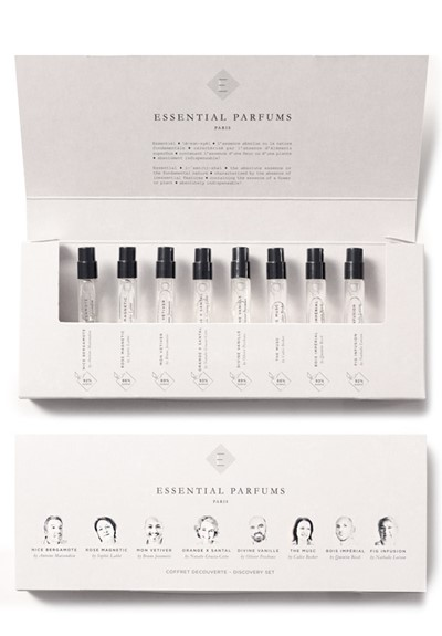 Essential Parfums Discovery Set  Perfume Discovery Set  by Essential Parfums