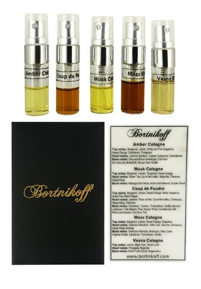 Bortnikoff - 5-piece Sample Pack   by Bortnikoff