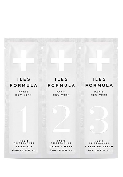 3-Piece sample packet    by Iles Formula