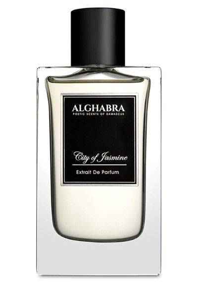 City Of Jasmine  Extrait de Parfum  by Alghabra Parfums