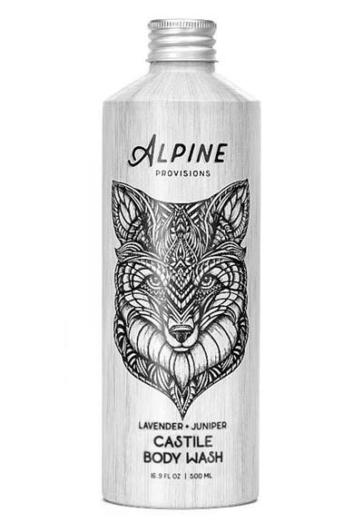 Lavender + Juniper Castile Soap Liquid Soap  by Alpine Provisions