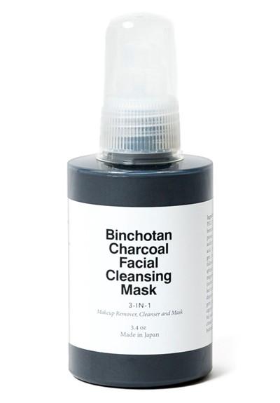 Binchotan Charcoal Cleansing Mask Charcoal Face Mask  by Morihata