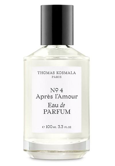 No. 4 Apres l'Amour Eau de Parfum  by Thomas Kosmala