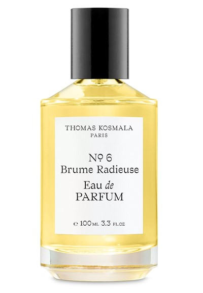 No. 6 Brume Radieuse  Eau de Parfum  by Thomas Kosmala