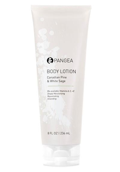 Body Lotion - Canadian Pine & White Sage   by Pangea Organics