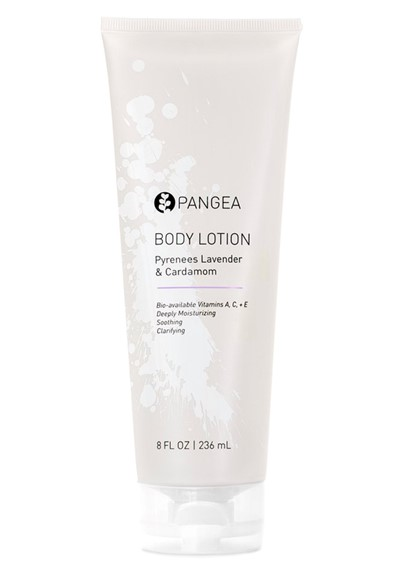 Body Lotion - Pyrenees Lavender & Cardamom    by Pangea Organics