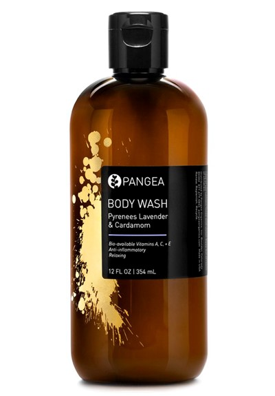 Body Wash - Pyrenees Lavender & Cardamom    by Pangea Organics