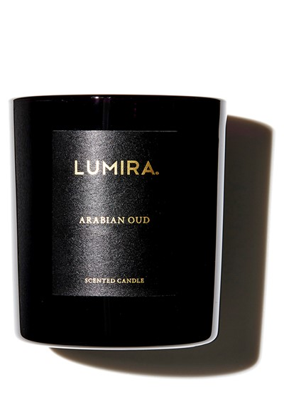 Arabian Oud  Scented Candle  by Lumira