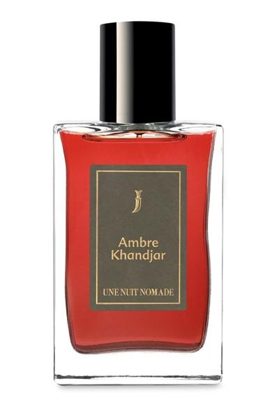 Ambre Khandjar Eau de Parfum  by Une Nuit Nomade