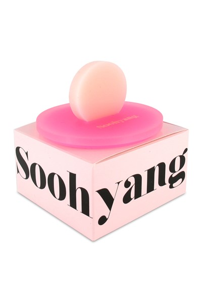 Pink Candle Lid   by Soohyang