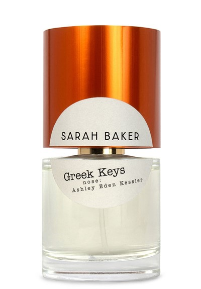 Greek Keys  Extrait de Parfum  by Sarah Baker