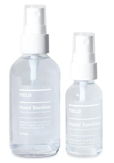 Hand Sanitizer Spray- Bergamot + Chamomile Antiseptic Spray  by YIELD