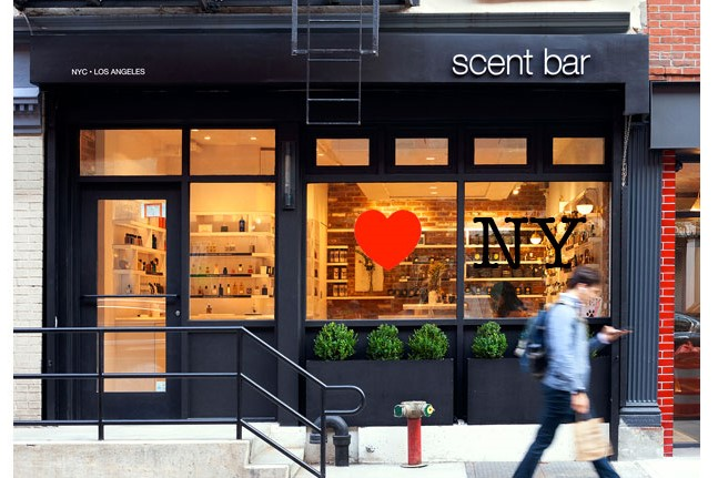 6 - Scent Bar NYC