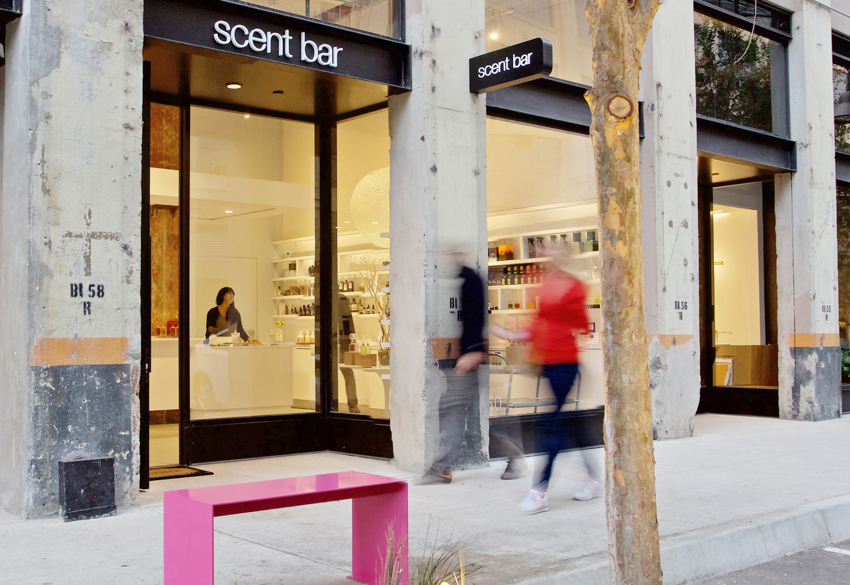 Scent Bar | Hollywood | Downtown Los Angeles
