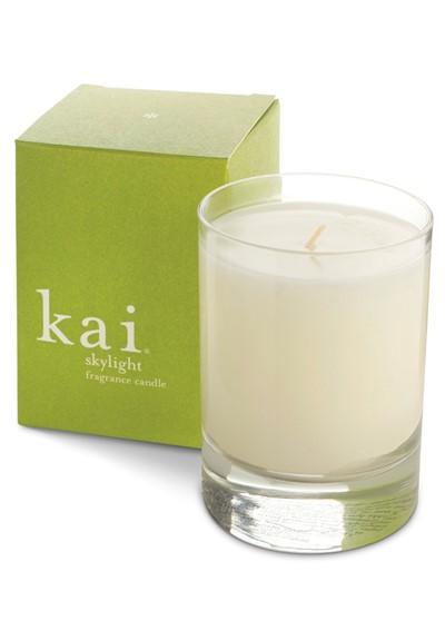 Kai Skylight Candle Glass Votive  by Kai