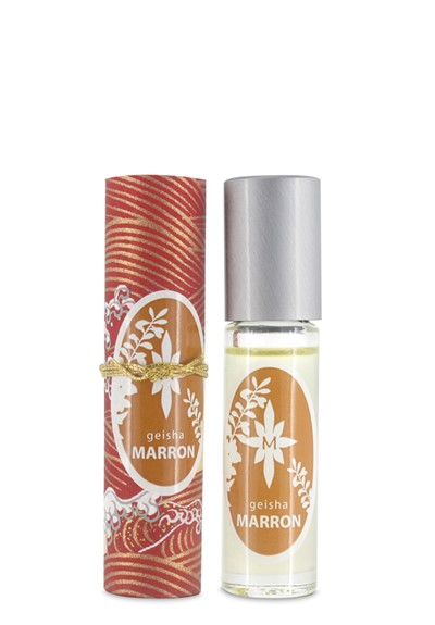 Geisha Marron roll-on Perfume Oil  by Aroma M