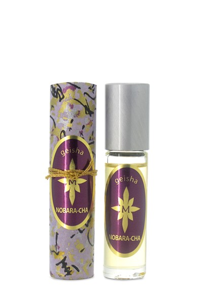 Nobara-Cha roll-on  Perfume Oil  by Aroma M