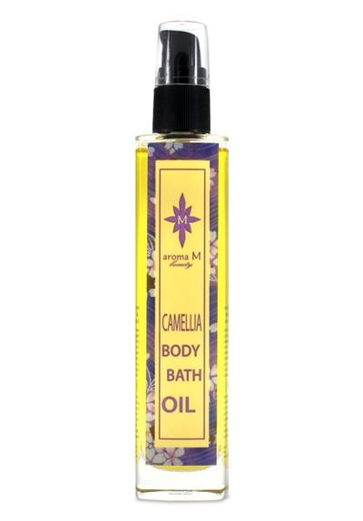 Camellia Body Bath Oil   by Aroma M