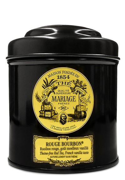 Rouge Bourbon Rooibos Tea - Loose Leaf  by Mariage Freres