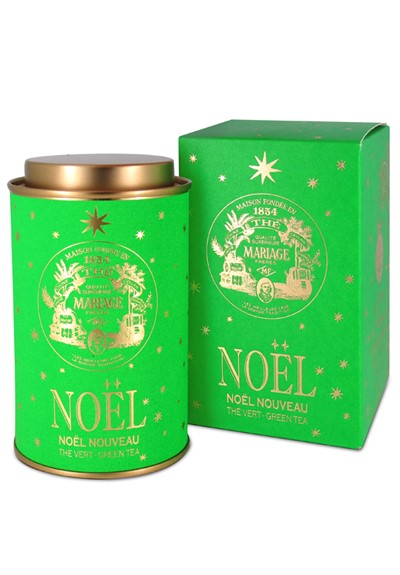 Noel Nouveau Tea Green Tea-Loose Leaf  by Mariage Freres
