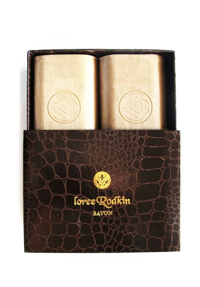 Gothic I - Bar Soaps Box of 2 Soaps  by Loree Rodkin