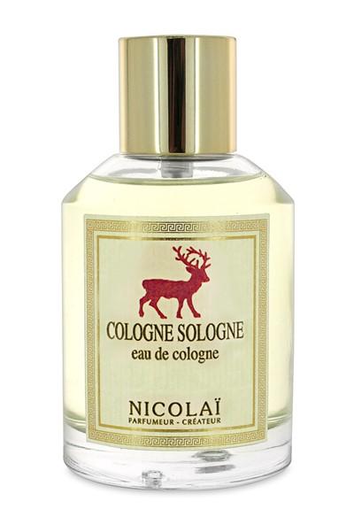 Cologne Sologne Eau de Cologne  by PARFUMS DE NICOLAI