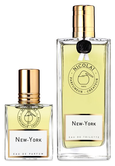 New York  Eau de Toilette  by PARFUMS DE NICOLAI