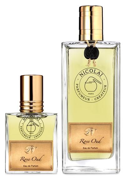 Rose Oud Eau de Parfum  by PARFUMS DE NICOLAI