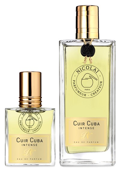 cuir cuba intense eau de parfum by parfums de nicolai luckyscent. Black Bedroom Furniture Sets. Home Design Ideas