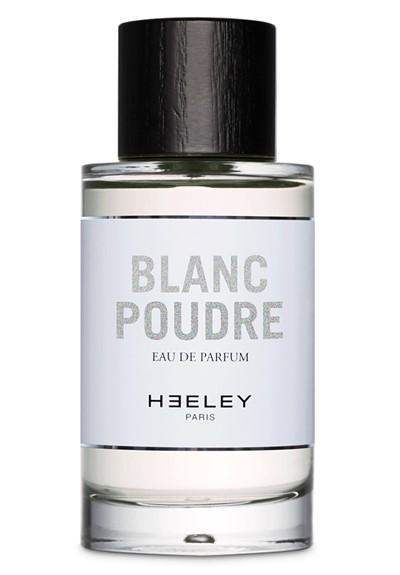 Blanc Poudre Eau de Parfum  by HEELEY