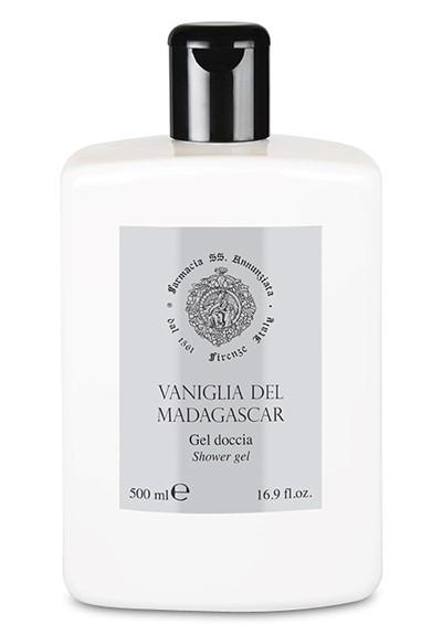 Vaniglia del Madagascar Shower Gel Hair & Body Shower Gel  by Farmacia SS. Annunziata dal 1561