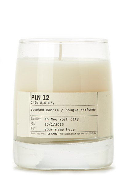 Pin 12 Candle Candle  by Le Labo