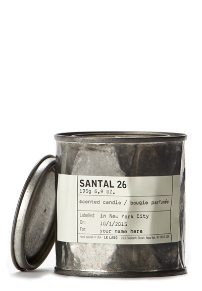 Santal 26 Vintage Candle Scented Candle  by Le Labo