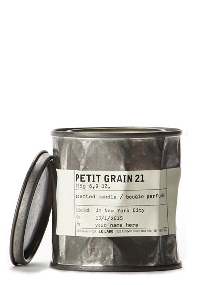 Petit Grain 21 Vintage Candle Scented Candle  by Le Labo