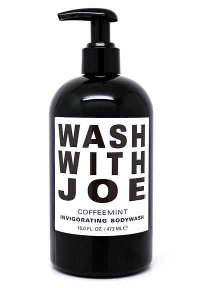 Coffee Mint Body Wash Invigorating Wash  by Wash with Joe