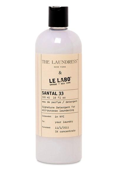 Le Labo Santal 33 Signature Detergent   by The Laundress