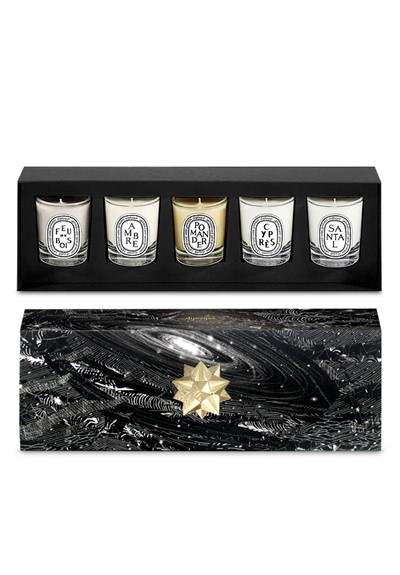 limited edition 5 mini candle set scented candle gift set