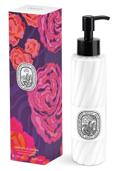 Eau Rose Hand & Body Lotion  Scented Lotion  by Diptyque