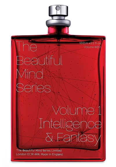 Intelligence & Fantasy Eau de Toilette  by The Beautiful Mind Series