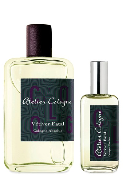 Vetiver Fatal Cologne Absolue  by Atelier Cologne
