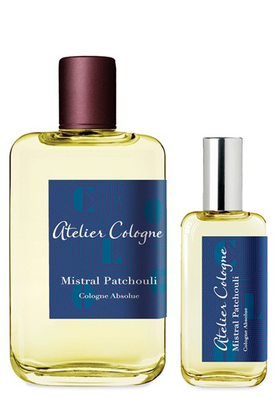 Mistral Patchouli  Cologne Absolue  by Atelier Cologne